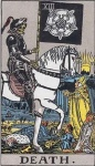 The Death Card (Rider-Waite Tarot)